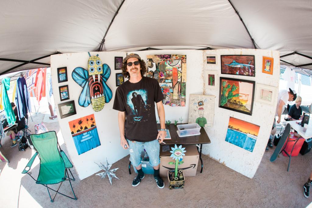 2 tent hippy