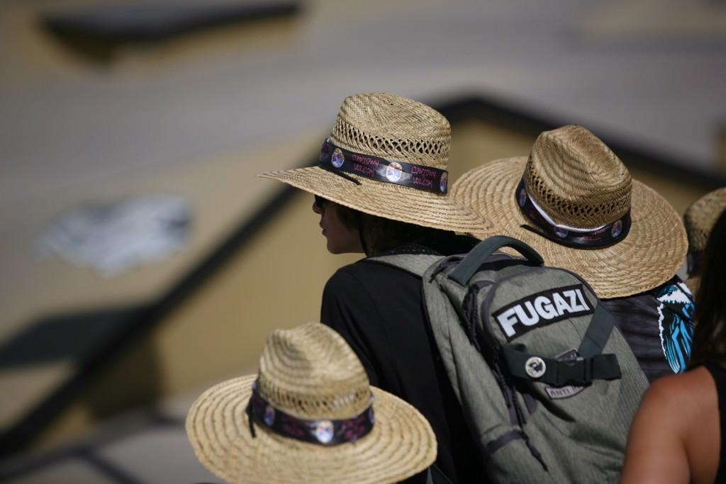 2 volcom cowtown hat