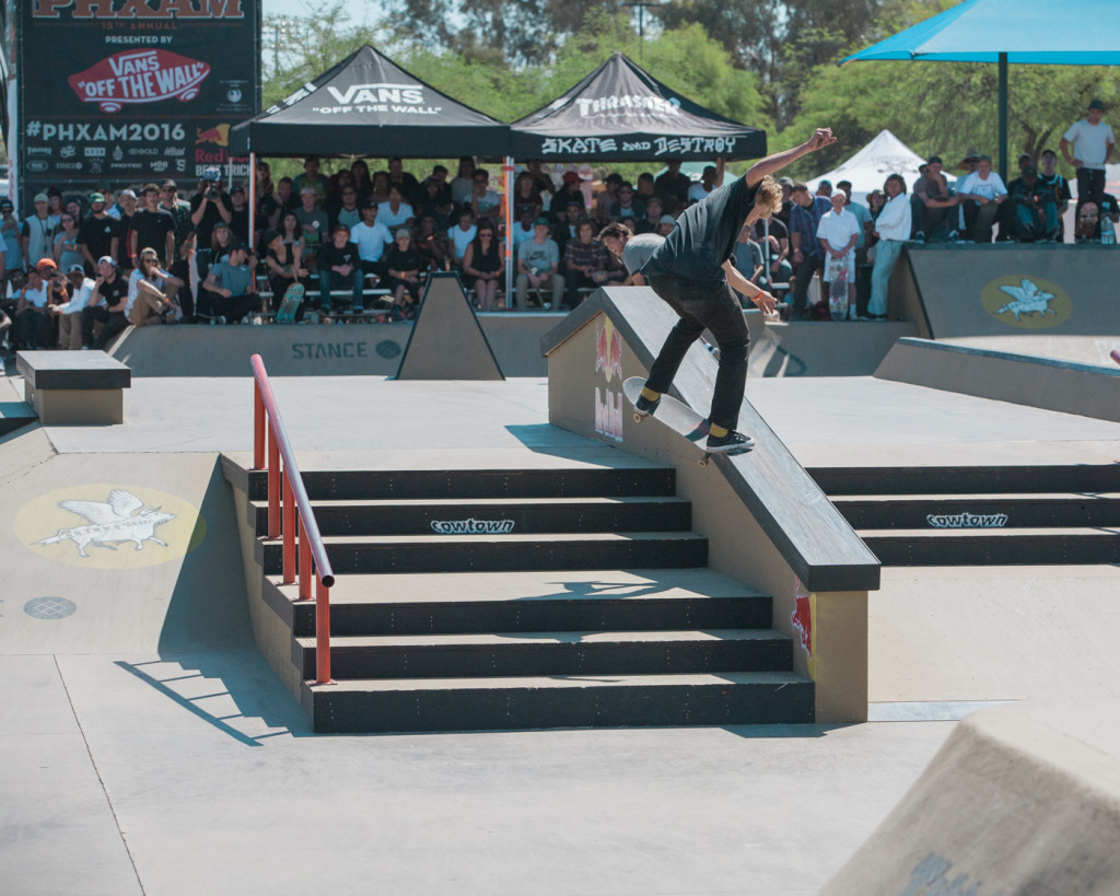 front crook