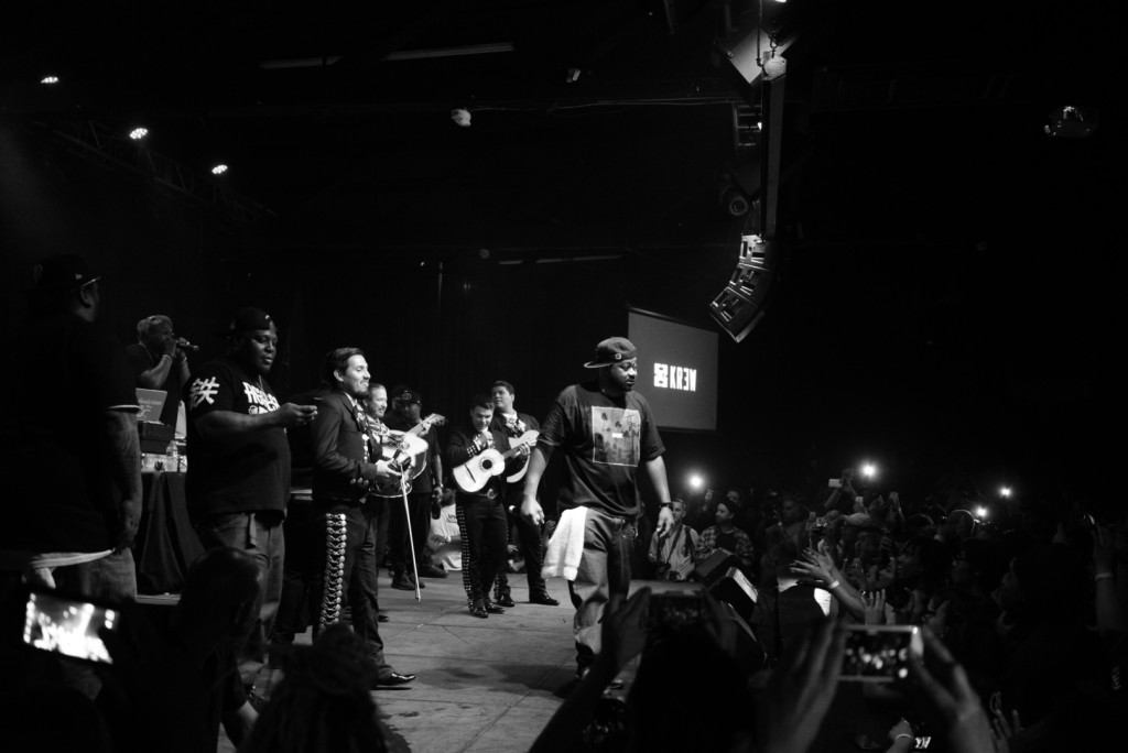 ghost w mariachi