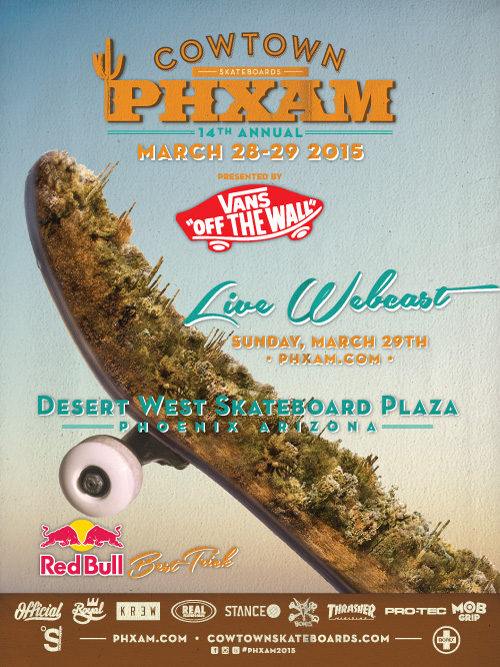 PHXAM Flyer